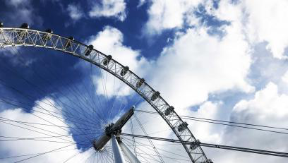 MIA宇's photo of the London Eye